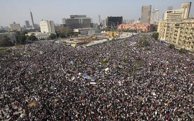 Las masas vuelven a las calles en Egipto: ¡Revolución hasta la victoria!