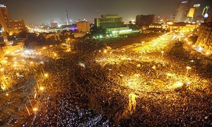 Egipto: Las masas se levantan contra los generales del ejército