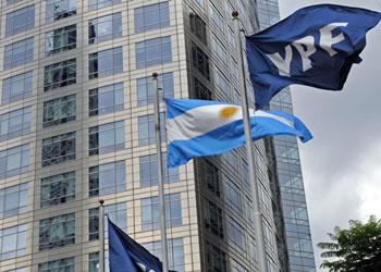 Nacionalización parcial de YPF
