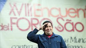 El presidente Chávez saluda la causa de los indignados del mundo