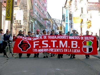 Bolivia: Carta abierta de solidaridad internacional