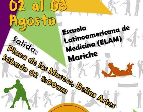 Asiste al 1er Pre-Festival de la Juventud Región Central- Es Gratis