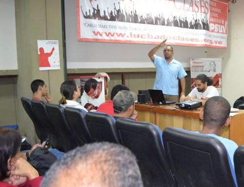 V Congreso Nacional de Lucha de Clases, Corriente Marxista del PSUV
