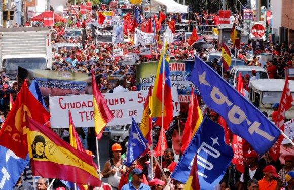 Carta a los camaradas del PCV, PPT, Plataforma Patria Rebelde, Plataforma Popular Constituyente y a los Movimientos Sociales y el Poder Popular Bolivariano en general. (Volver a Chávez y  Renovar la Esperanza, por una Alternativa Revolucionaria)