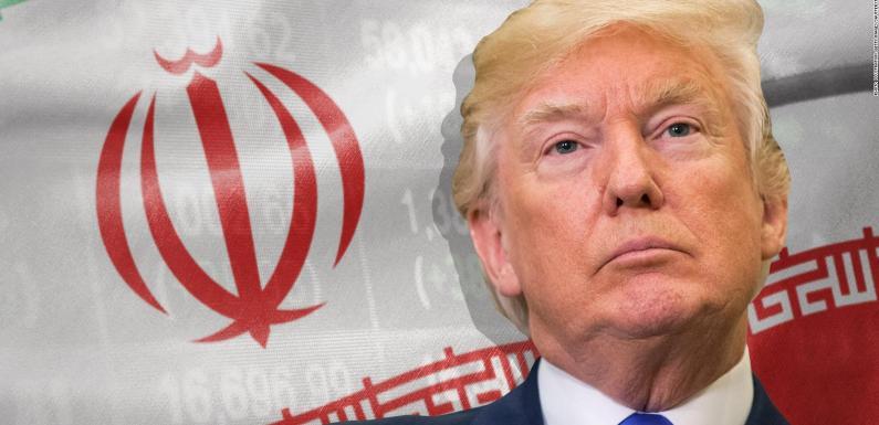 Trump rompe el acuerdo con Irán y declara la guerra económica