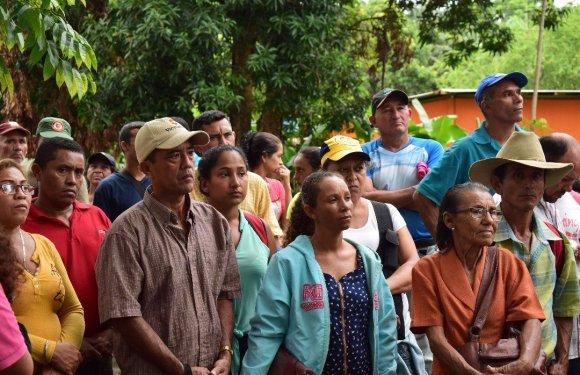 [Comunicado] ¡Pueblo campesino de Barinas se levanta en Defensa del Legado Agrario de Hugo Chávez!