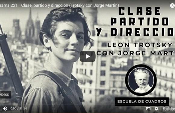 Clase, partido y dirección. ¿Por qué ha sido derrotado el proletariado español?