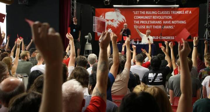 El Congreso Mundial de la Corriente Marxista Internacional exige la liberación de los presos políticos catalanes