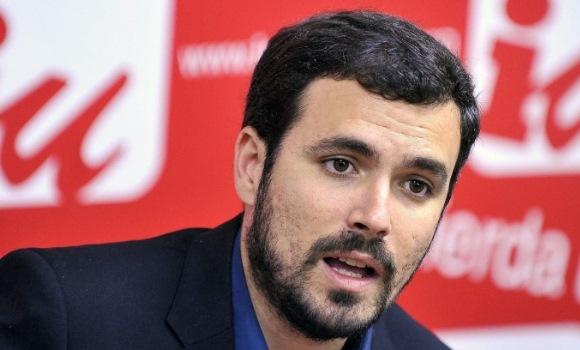 España: Marx, los ratones y Alberto Garzón