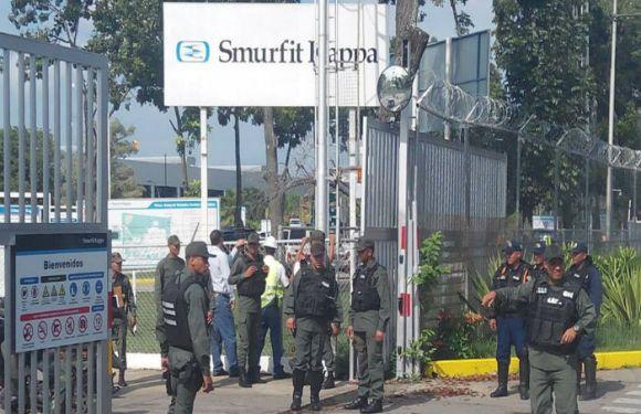 Escenarios de la lucha por el control de Smurfit en Venezuela