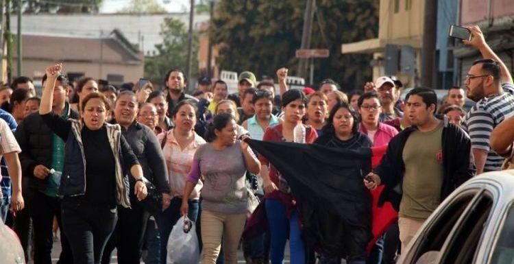 México: Rebelión obrera en Matamoros, Tamaulipas