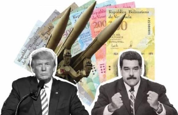 Estados Unidos aprieta la soga a Venezuela: ¿Tendrá éxito el golpe?