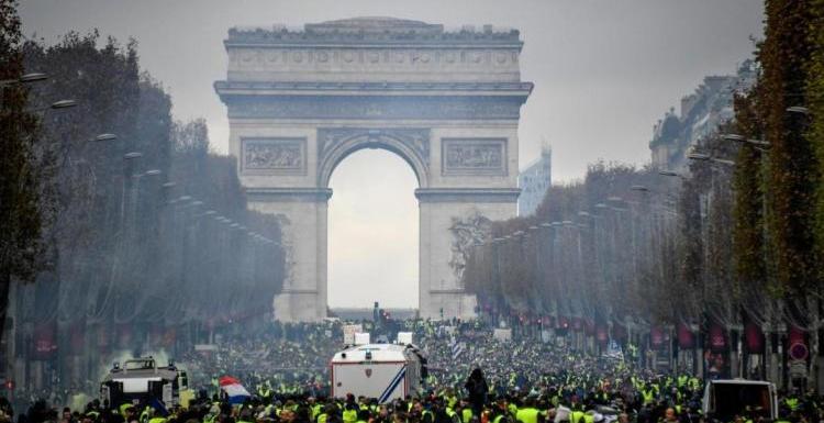 Francia: ¡Por un gobierno de los trabajadores!
