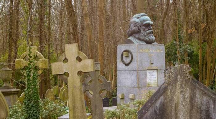 Discurso ante la tumba de Marx
