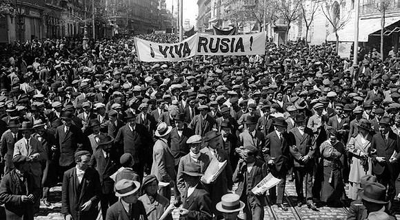1919-2019: Centenario de la Internacional Comunista (II) – La IC en España: los orígenes del PCE, 1919-1922