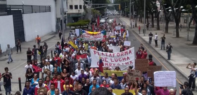 A un año de la marcha campesina, sigue el conflicto por la tierra y los campesinos retoman las calles