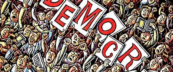 LA DEMOCRACIA INCONCLUSA: CRISIS EN LOS GOBIERNOS DE IZQUIERDA