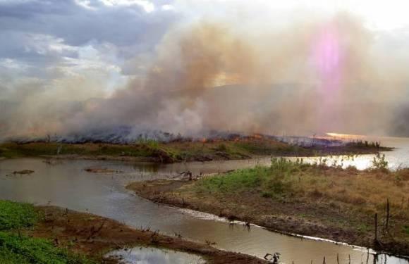 "No son incendios: es el capitalismo ""a la boliviana"""