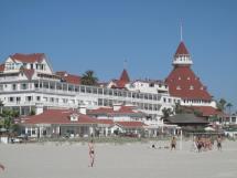 Hotel Del Coronado Luchanik