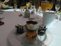 Seaview Restaurant at Manchester Grand Hyatt Hotel