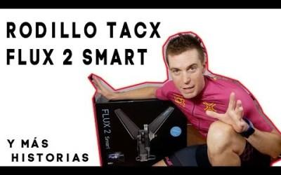 ANÁLISIS DEL RODILLO TACX FLUX 2 SMART