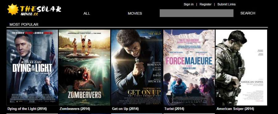 streaming movies online free