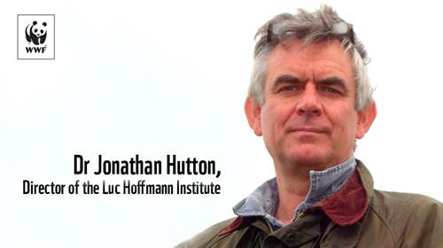 The Luc Hoffmann Institute welcomes Dr Jonathan Hutton