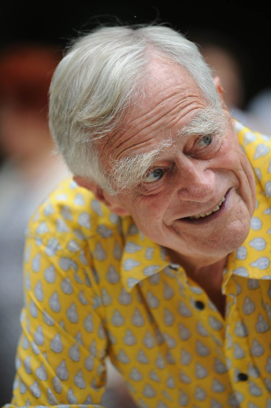 An environmental visionary, The Luc Hoffmann Institute's patron and WWF's father
