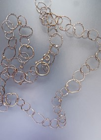 Lucia Antonelli Work in Metal Jewelry