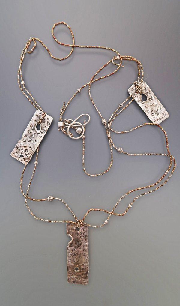 "Lucia Antonelli Jewelry ""Artifacts"""