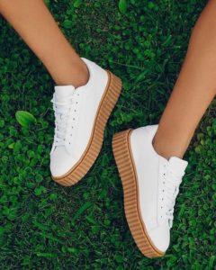 O Sapato Branco