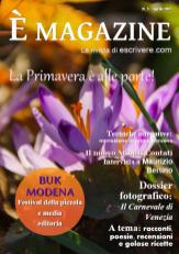 È Magazine 3 - Lavoro di redazione, editing, articolista, promozione e ufficio stampa