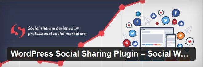 i plugin che non possono mancare - Social Pug