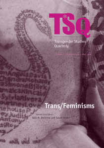 Hacking the Body: A Transfeminist War Machine [EN]