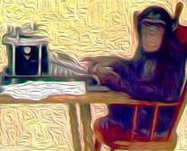 Nekonečná opica