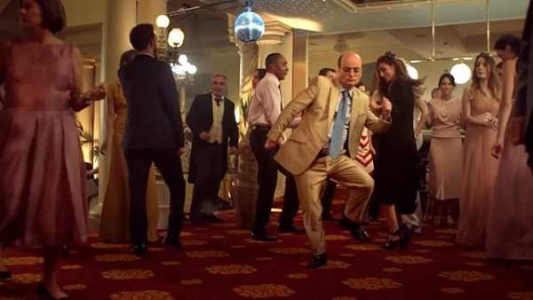 Just Dance. Hoffman & Metoyer. Henry. Smile.