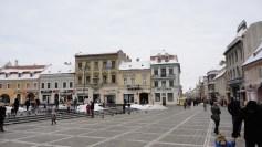 Romania Brasov Piata Sfatului
