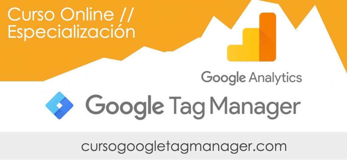 Curso Google Tag Manager y Analytics, Lucía Marín