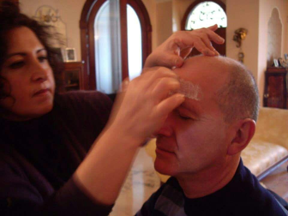 Preferenza Effetti Speciali - Lucia Minopoli Makeup - Trucco effetti speciali IC94
