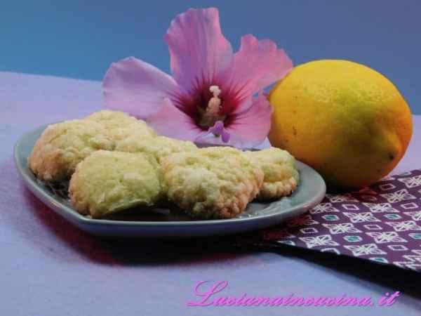 Dolcetti al limone
