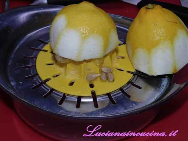 Poi spremere i limoni.