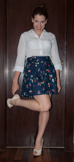 Luta do Dia: o passo a passo do look do dia no blog de moda, dicas