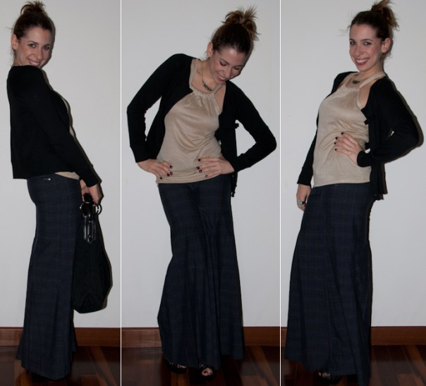 Look do dia: como usar pantalona - blog de moda