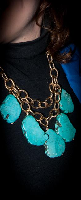 como usar maxi colar, blog de moda