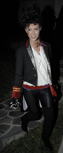 Heidi Klum - ideias de fantasias de halloween - blog de moda