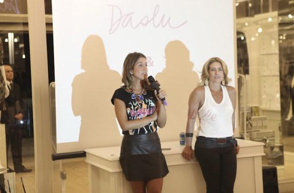 Gabriela Pugliese e Alessandra Gluglio - tips4life na Daslu - notícias de moda