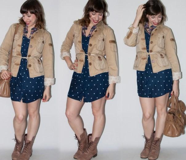 look do dia - como usar vestido de pois - blog de moda