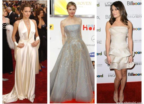 Dicas de moda e looks para mulheres com o corpo triângulo invertido - Vestidos de festa