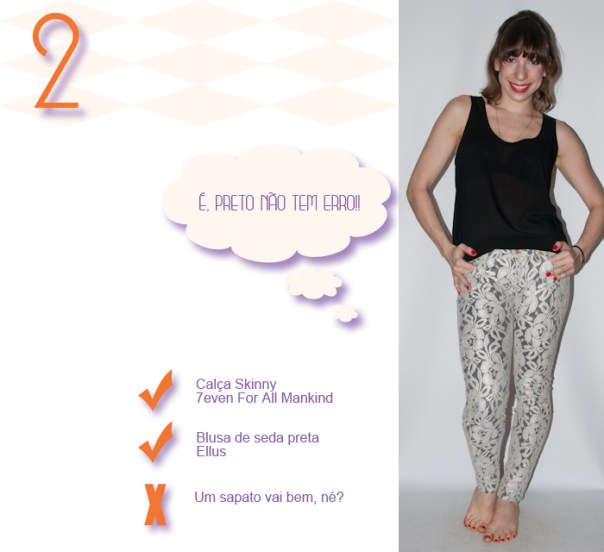 Look do dia- calça skinny de renda 2- blog de moda