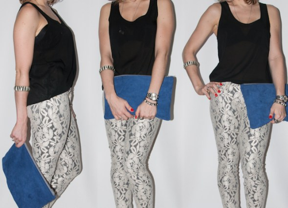 Look do dia- calça skinny de renda - blog de moda 6